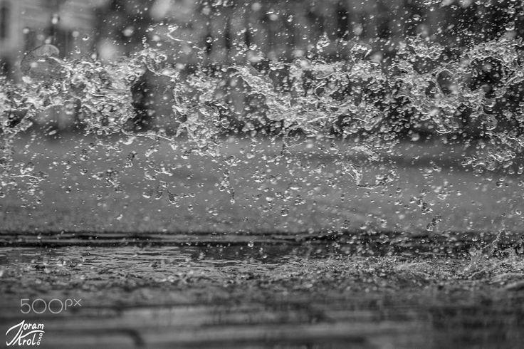 Splash! by Joram Krol on 500px