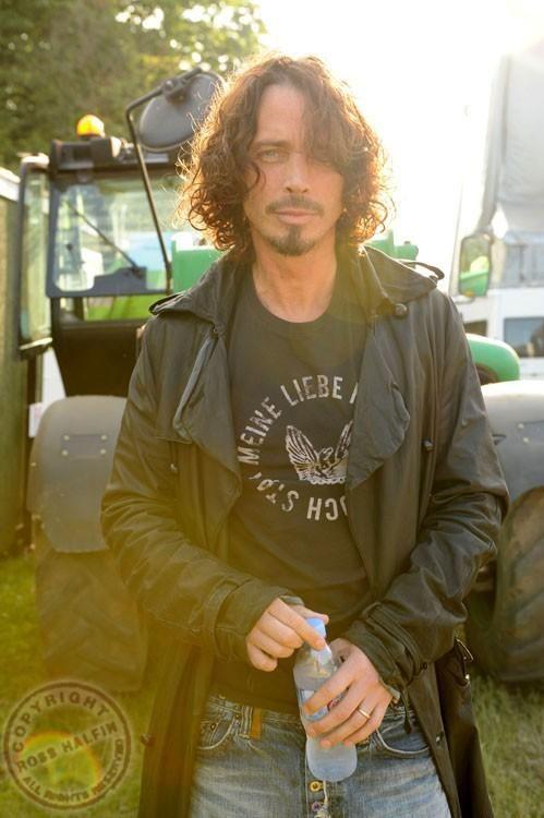 Chris Cornell Photos on Myspace