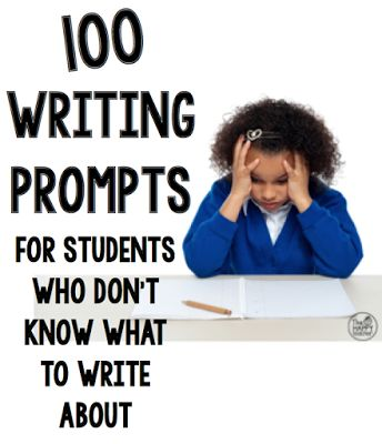 100 creative writing prompts With these 10 lists of creative writing prompts, there is no way you are going to stare at a blank computer screen today need a story generator got you covered 50+ photo prompts.