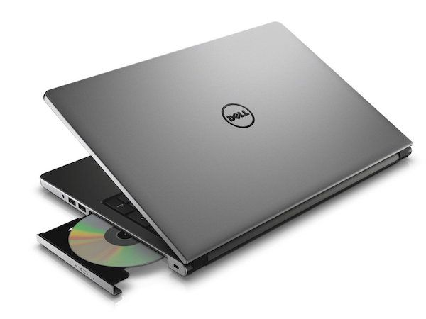 "New Box Packed Dell Inspiron 15 5555-7710 Silver Black Slim High End Gaming Architecture Laptop AMD A10-8700p Quad Core 3.2GHz, Massive 8GB Ram, Huge 1TB / 1000GB Hard Drive, Dedicated 2GB AMD Radeon R6 Graphics, HDMI, 720p HD WebCam, Windows 10, 15.6"" HD LED Wide Screen Display, WiFi, Bluetooth, MultiTouch Trackpad, DVD/CD-RW, USB 3.0, Card Reader"