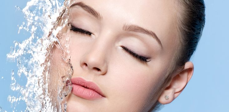 Hydration is indeed vital for healthy skin and many skin problems may actually be worsened, or even caused, by dehydrated skin