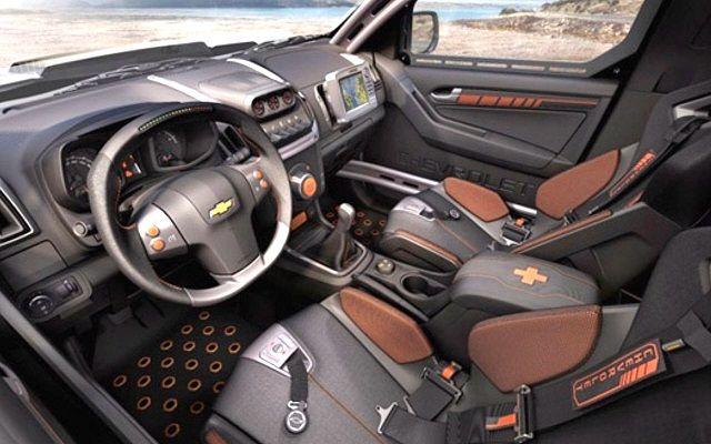 2016 Chevy Colorado ZR2 - Specs, Interior and Release