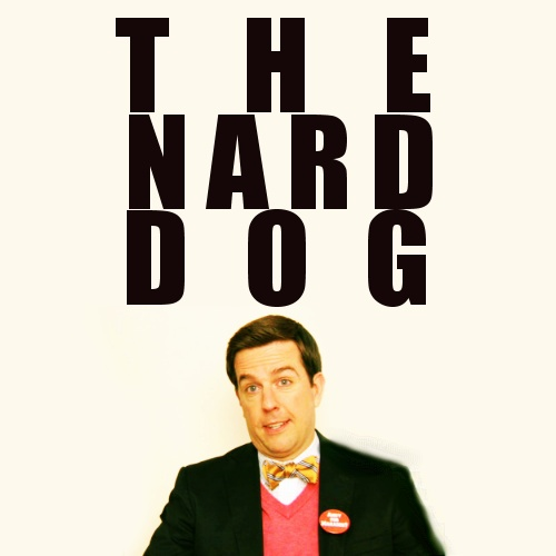 Andy Bernard. The Nard Dog.