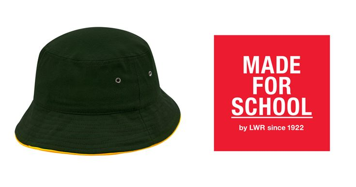 Soft, squashable and inbuilt sweatband.  This bucket hat will be highlight of everyone's day!