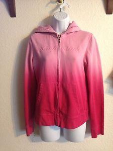 Women's Pink Aeropostale Zip Up Hoodie | eBay