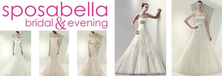 Sposabella Bridal Gowns  http://www.weddingscene.co.za/sposabella-bridal-gowns.html