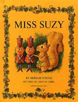 Miss Suzy ... another one of my favorite childhood books