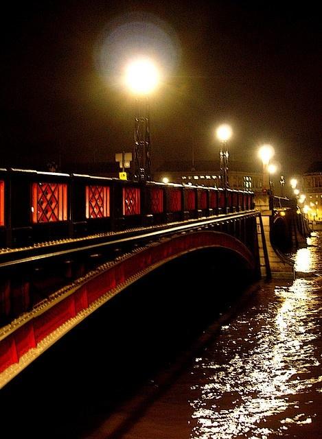 Web Bridge Melbourne Australia