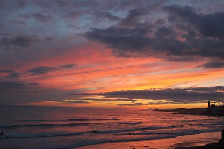 Sunset  Photo by Margarita Cabre -- National Geographic Your Shot