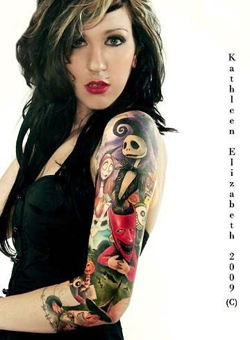 Tattoo im getting hopefully before the end of next year!Im so excited!!!!;) ;)Tim Burton Inspired Tattoos