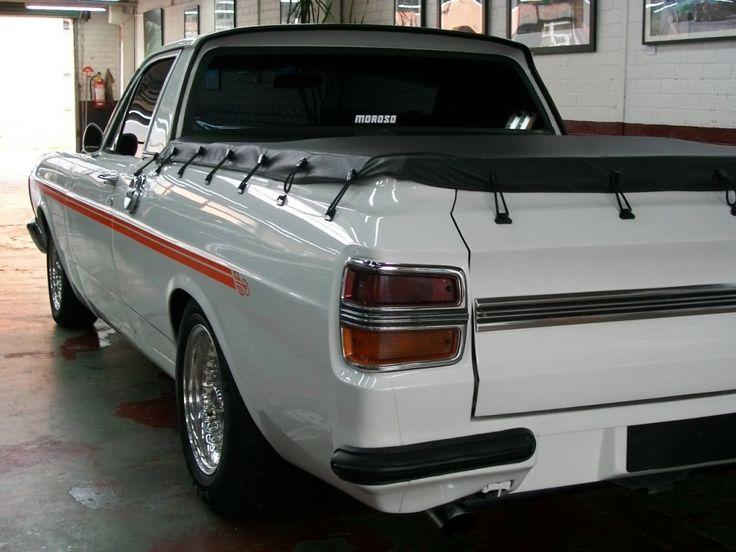 1972 XY Ford Falcon 351 Ute
