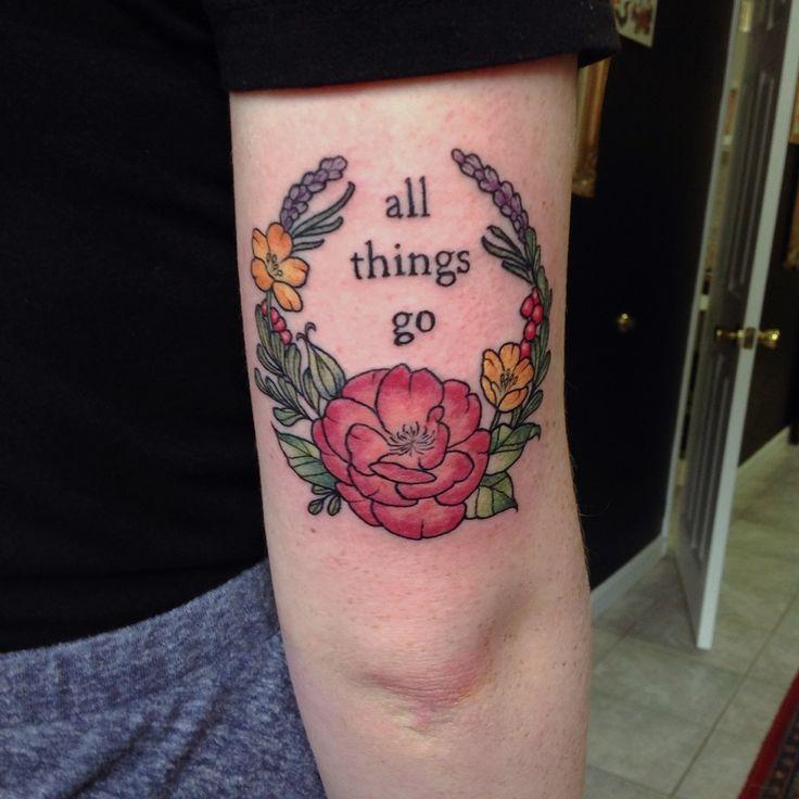 1000 Ideas About Peonies Tattoo On Pinterest: 1000+ Ideas About Marigold Tattoo On Pinterest