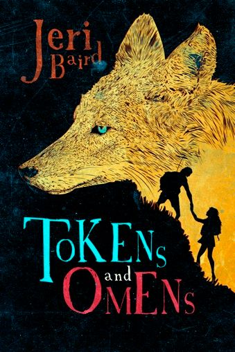 Cover for TOKENS AND OMENS!