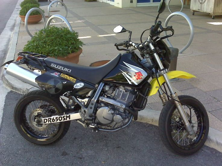 1000  Images About Suzuki Dr650 On Pinterest