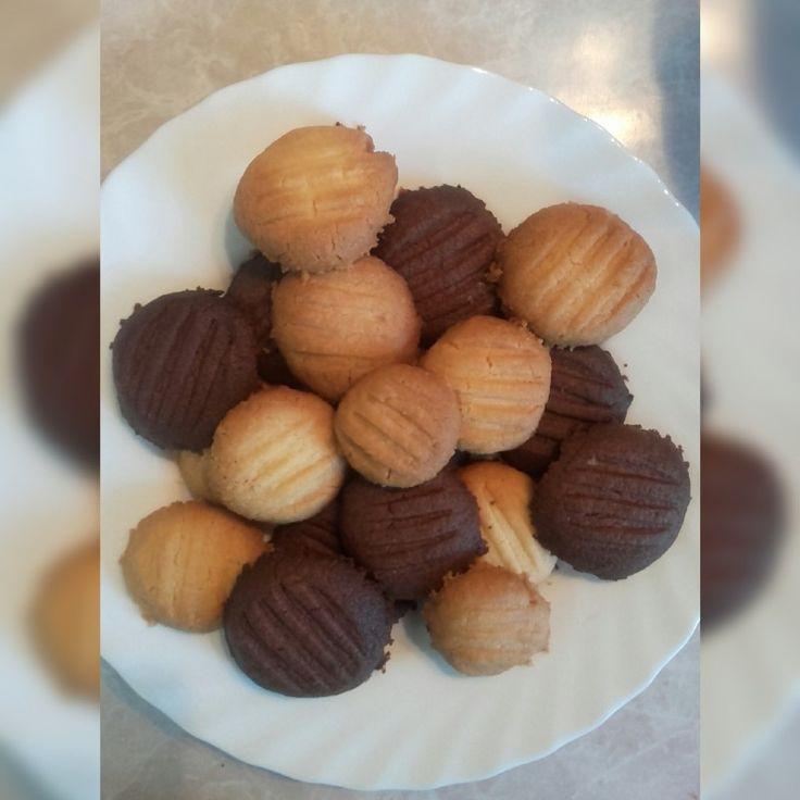 Moje Wypieki | Najprostsze ciasteczka maślane