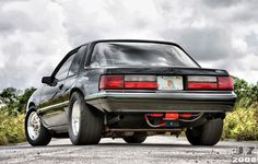 This is what I want my foxbody to look like one day.