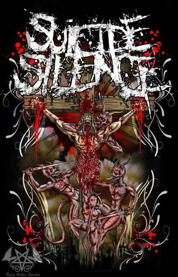 pin wallpapers suicide silence - photo #32