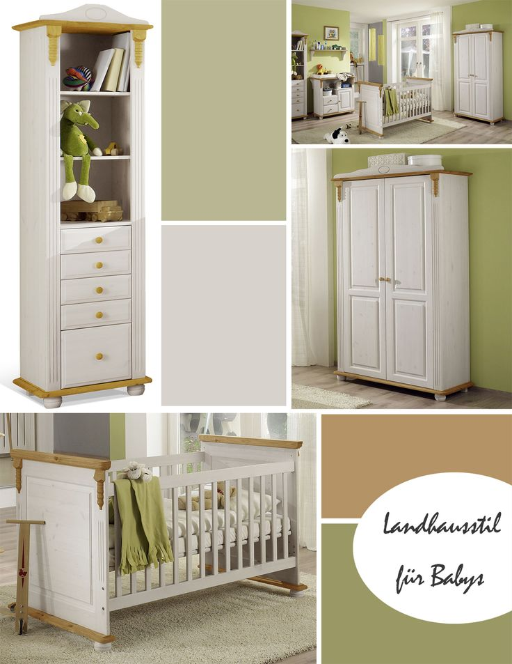 Babyzimmer möbel holz  106 best Babyzimmer images on Pinterest | Babies, Baby zimmer and ...