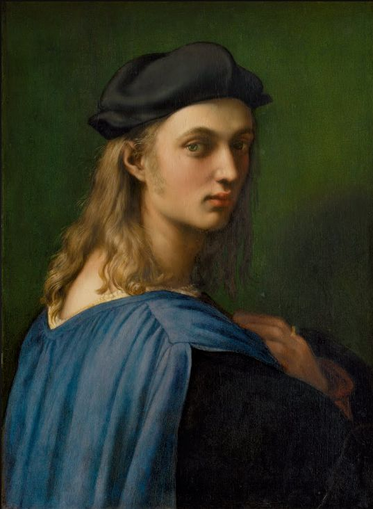 RAFFAELLO SANZIO, Bindo Altoviti,  1515, Londra, National Gallery of Art