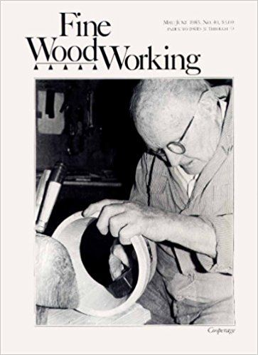 Fine Woodworking Magazine - Cooperage - May/June 1983 - Number 40 [Paperback]...: Amazon.co.uk: Books