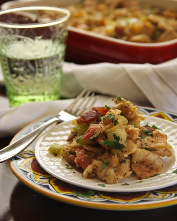 ... Mountain » foodie fridays: bacon, apple, and fennel naan stuffing