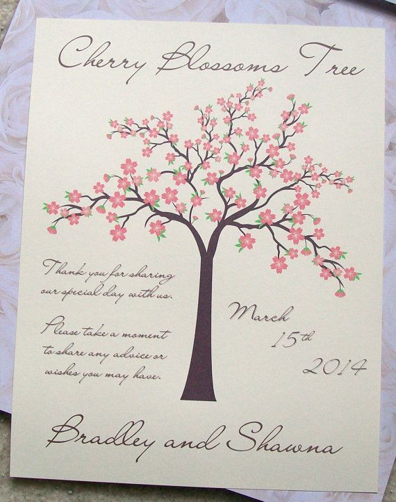 wedding wishing tree instructions