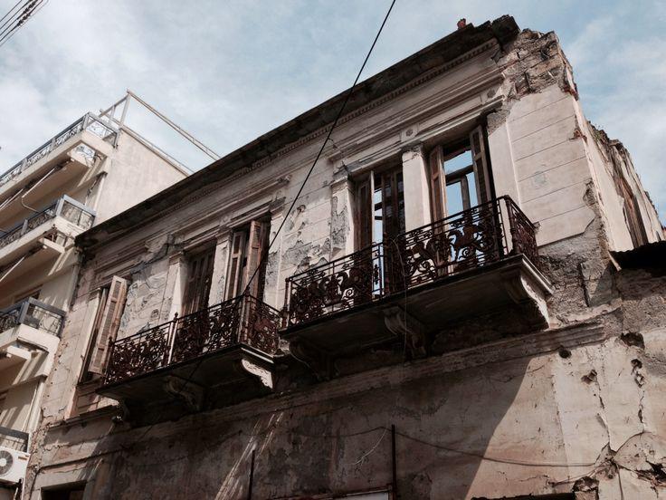 Neoclassicism Kalamata,Greece