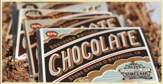 Olive & Sinclair Southern Artisan Chocolate