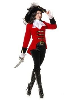 Page Boy pirata Señora