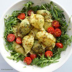 Italienischer Muschel-Nudel-Salat