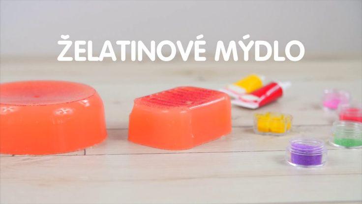 Jak vyrobit želatinové mýdlo | DIY