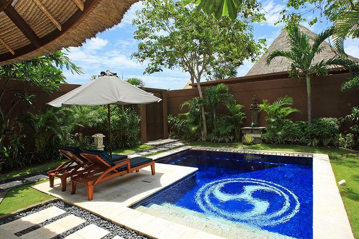 1 Bedroom Pool Villa #dusunvillas