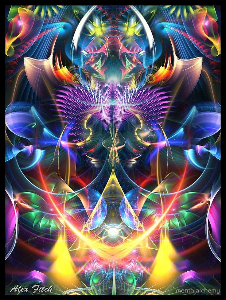 Energy #7 by mentalalchemy