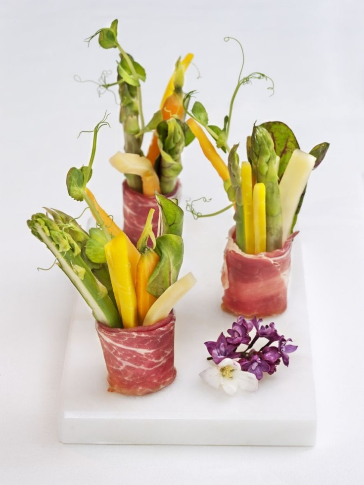 1000 images about impressive appetizers on pinterest for Appetizers decoration