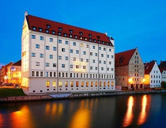 Qubus Hotel, Gdańsk