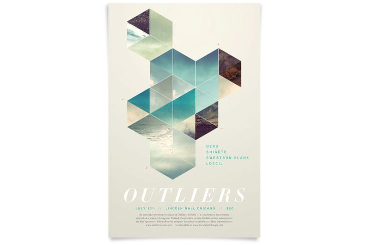 Outliers by Ryan Sievert via www.mr-cup.com
