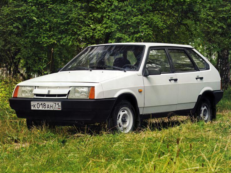 """ВАЗ 2109 """"Спутник"""" '1986–93"""