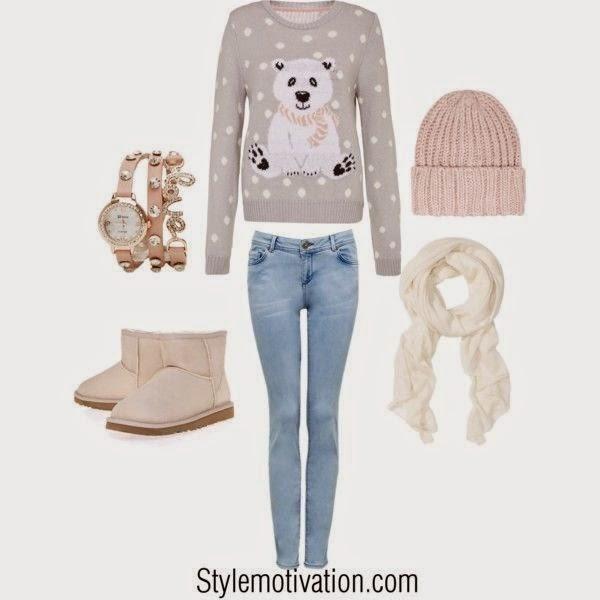 outfit invierno 2014 juvenil - Buscar con Google