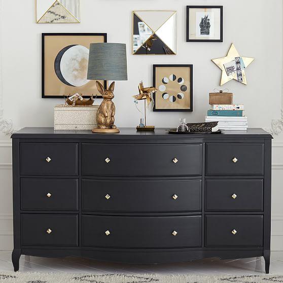 The Emily & Meritt Lilac 9-Drawer Dresser   PBteen