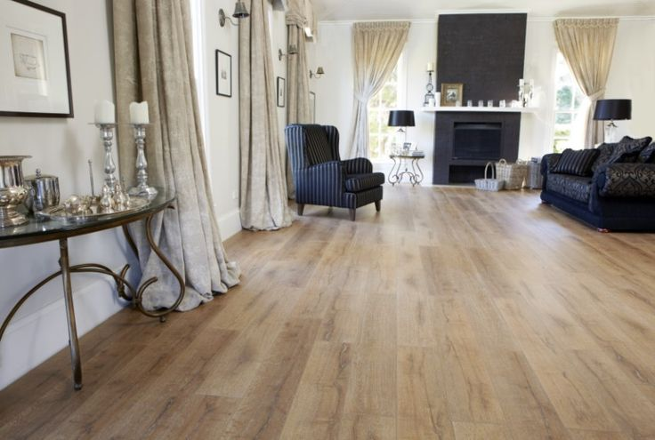 Vintage Laminate Flooring - Natural