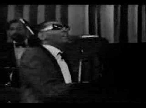 'hallelujah, i love her so' by ray charles