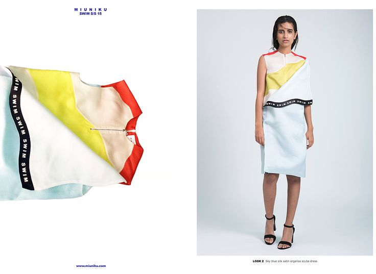 Fashion Lookbooks Spring