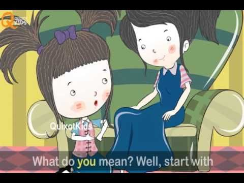 Sleeping Early - Short Moral Stories For Kids - English - YouTube