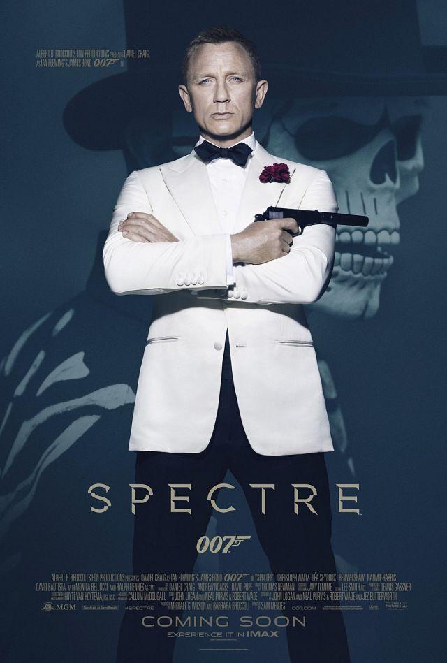 Spectre (2015) - 720p Hd Torrent Download