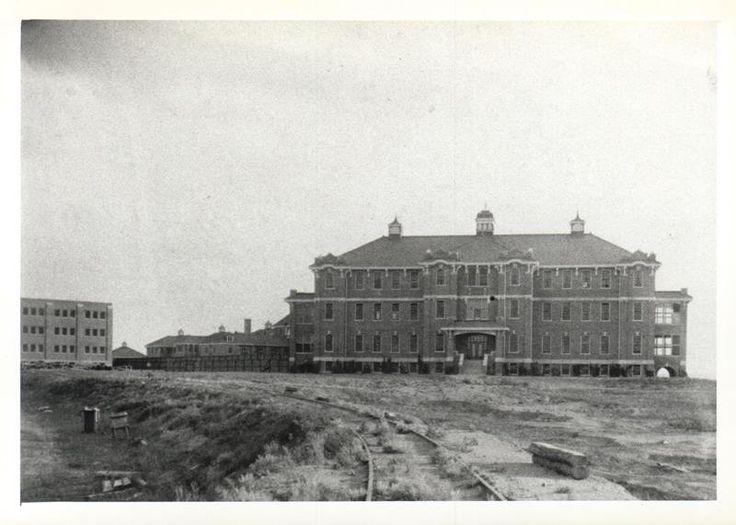 Sask Hospital Rail