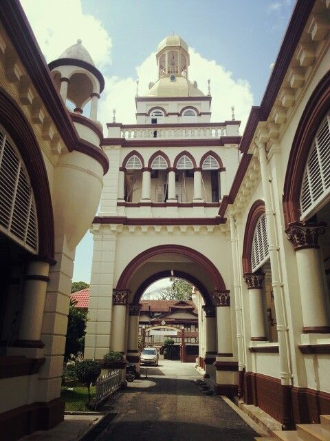 Masjid Muhammadi, Kota Bharu, Kelantan, Malaysia.