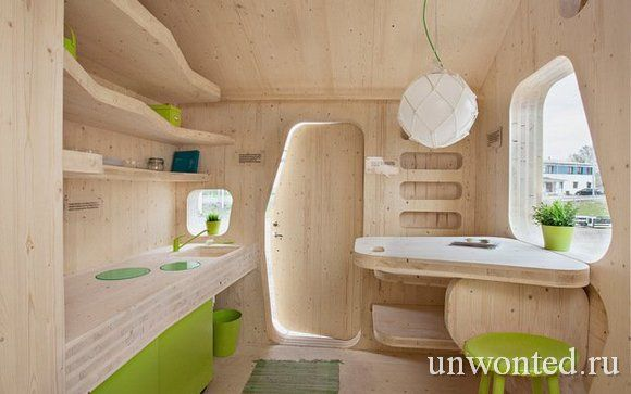 Маленький дом для студентов