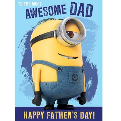 minions happy father's day song
