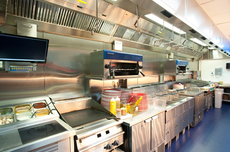 17 Best Images About Commercial Kitchen Photos On Pinterest Salamanders Tgi Fridays And