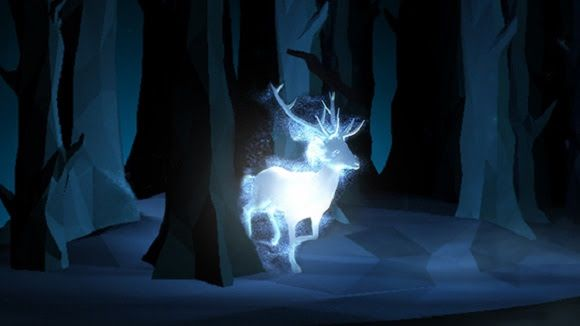 Unofficial, All-Inclusive Patronus Quiz Now Available. My Pottermore official patronus is a Manx cat which is cool. But with this one I got an Irish Wolfhound. Better.